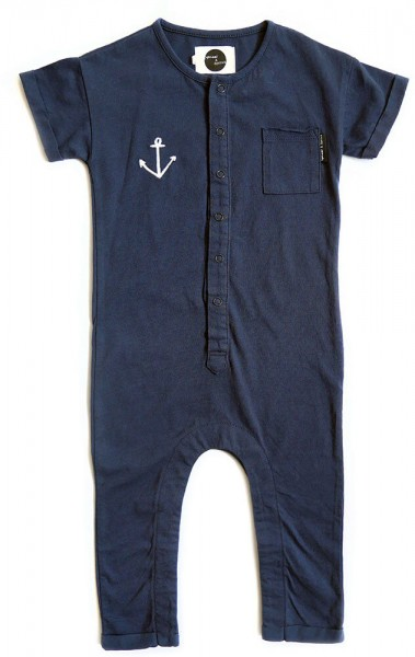 Sproet & Sprout Jumpsuit Anker navy S18-632
