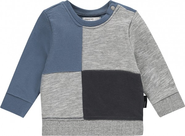 noppies Sweatshirt Towson blau 84543 1