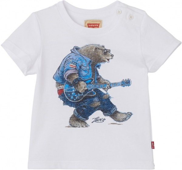 Levi's Kids T-Shirt Bär NJ10034