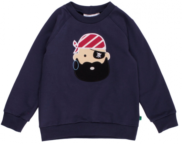 Fred's World Sweatshirt blau Pirat 1522008301
