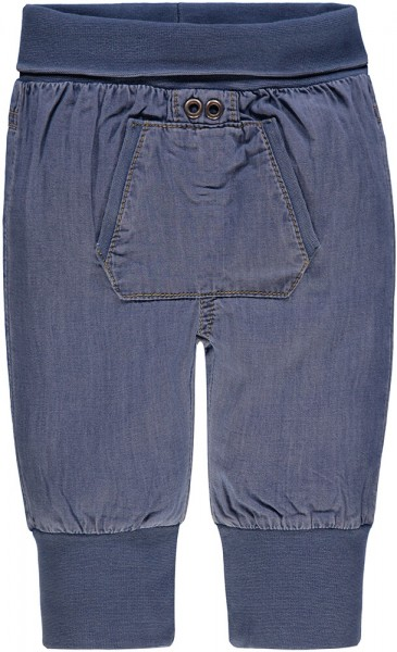 Steiff Sommerhose denim Look 6832714