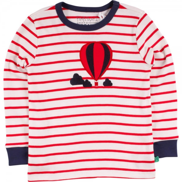 Fred's World Pullover gestreift rot 1512041900 1