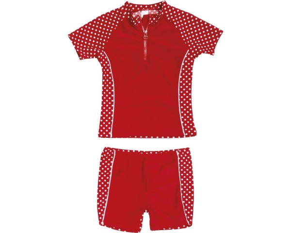 Playshoes Bade-Set Punkte 461032 - 01