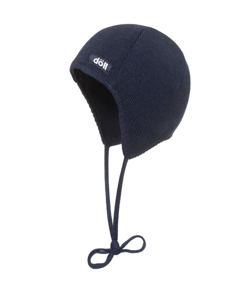 döll Bindemütze Strick navy 1821715201 1