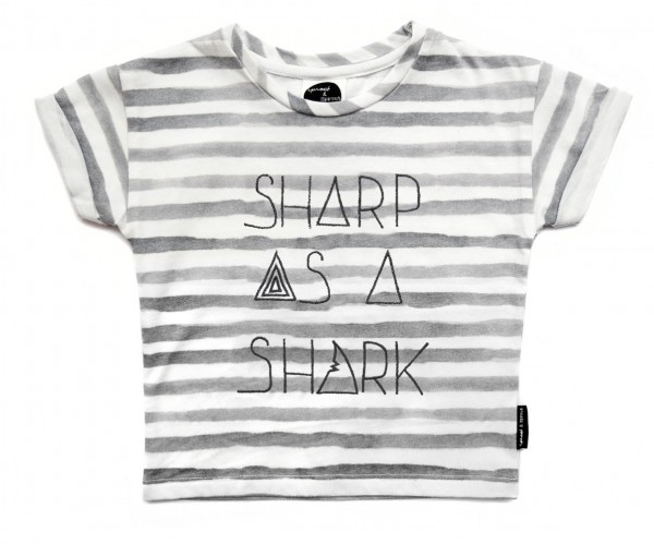 Sproet&Sprout T-Shirt shark S17-461