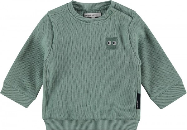 noppies Sweatshirt grün 84133 1