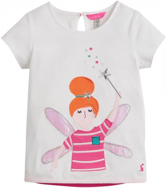 Joules T-Shirt Fee weiß 201426 1