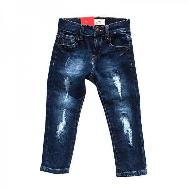 Levi's Kids 510 Jeans blau destroyed