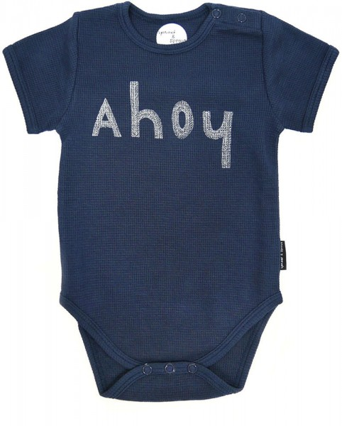 Sproet & Sprout Body Ahoy navy S18-617