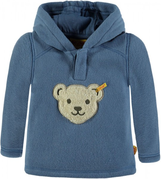 Steiff Fleece Sweatshirt blau 6723803 1