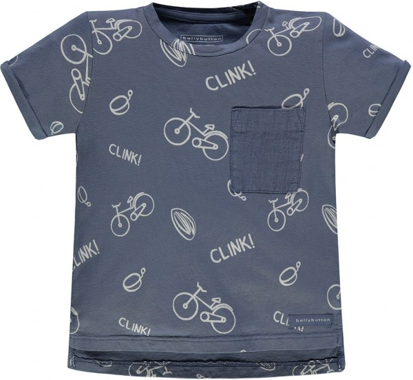 bellybutton T-Shirt bike blau 1883541