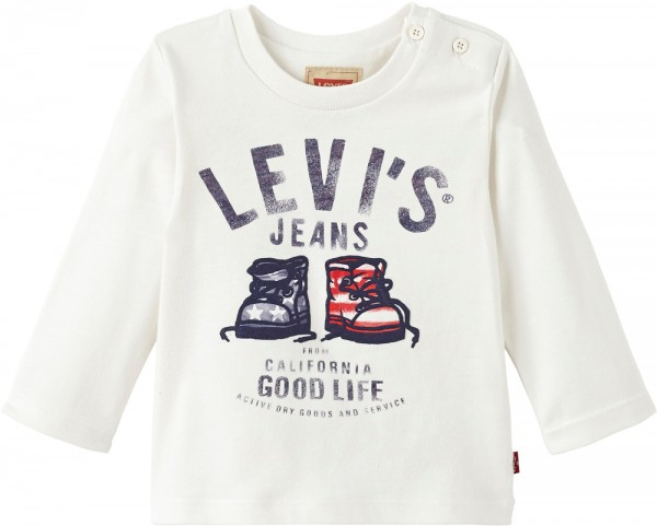 Levi's Kids Langarmshirt Shoes NI10024