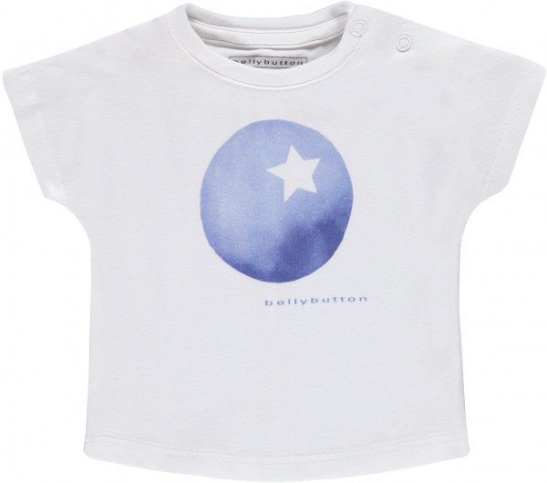 bellybutton T-Shirt weiß 1762051-01