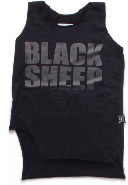 nununu Tanktop Black Sheep NU1314A