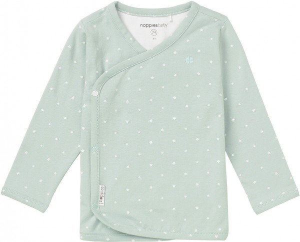 noppies Wickelshirt Anne mint 67341 1