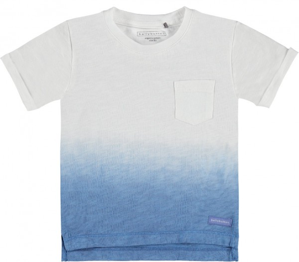 bellybutton T-Shirt blau weiß 1763451-01