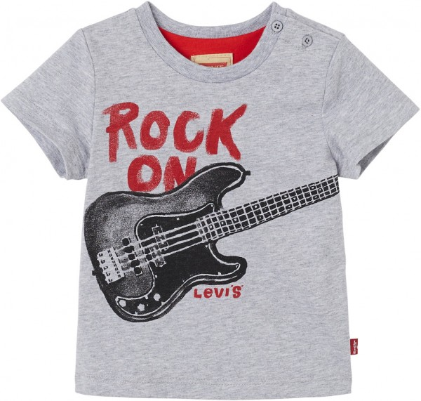 Levi's Kids T-Shirt Rock on NJ10044