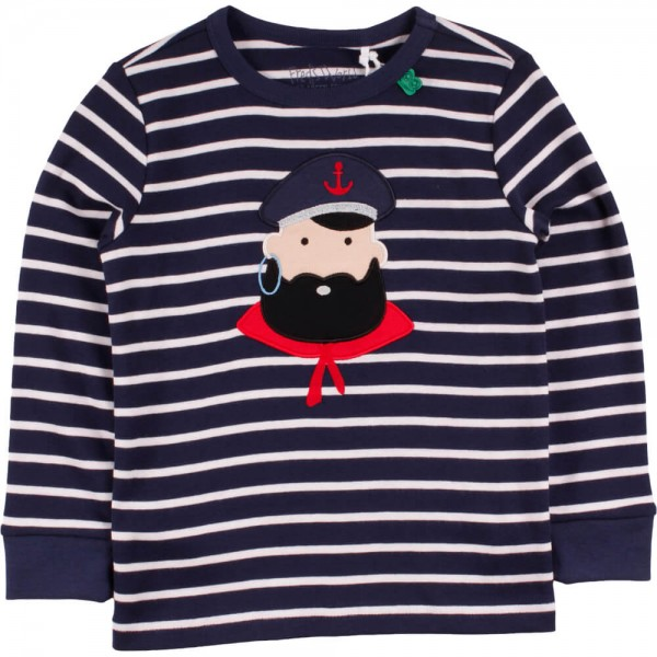Fred's World Langarmshirt Käpt'n  1512042501