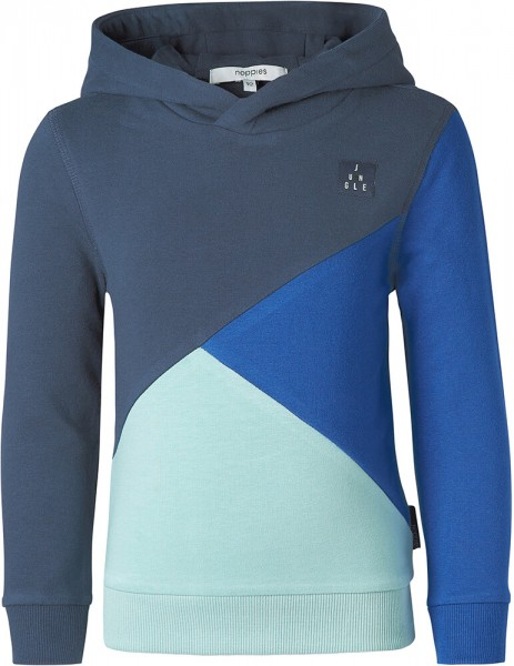 noppies Sweatshirt blau 85113 1
