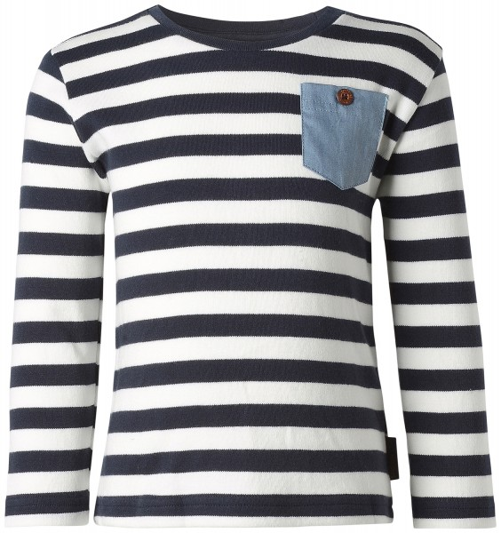 noppies Langarmshirt gestreift 75602 1