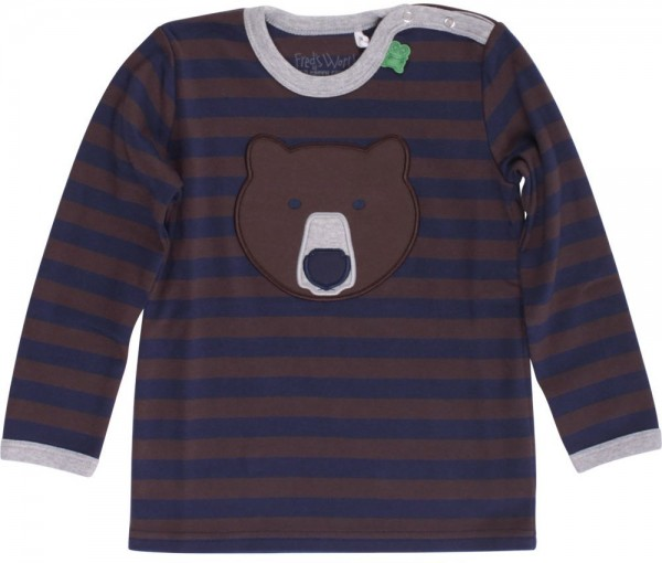 Fred's World Langarmshirt Bärchen 1512036001