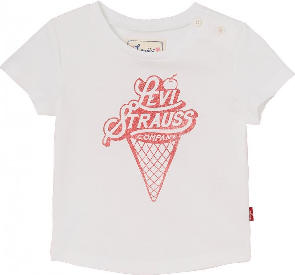 Levi's Kids Icecream weiß NL10584