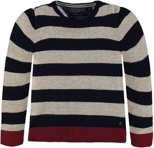 Marc O'Polo Strickpullover gestreift 1743507 1