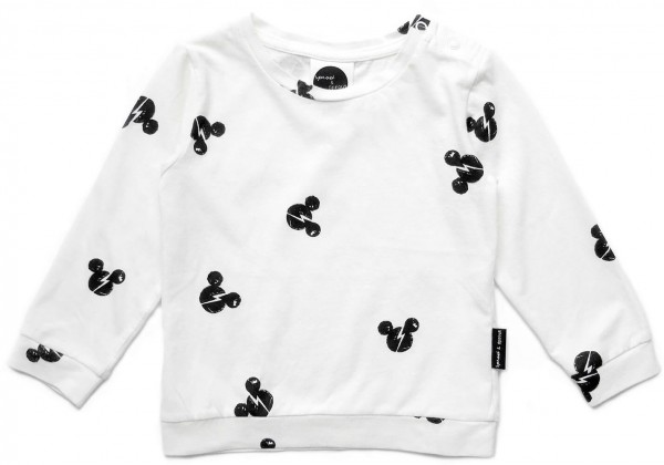 Sproet & Sprout Langarmshirt Micky Allover W17-101 1