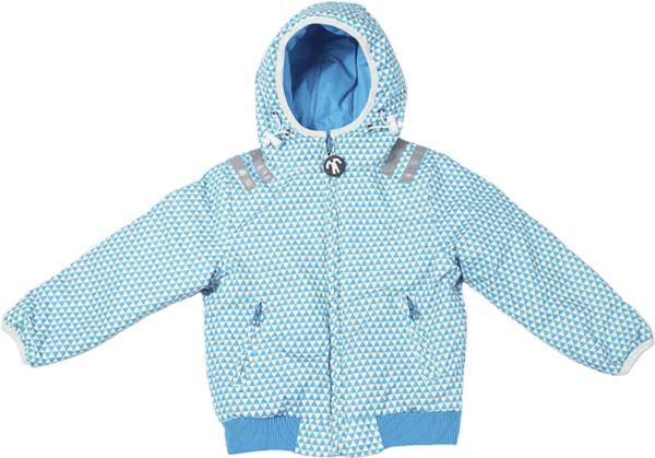 ducksday Wendejacke blau 1
