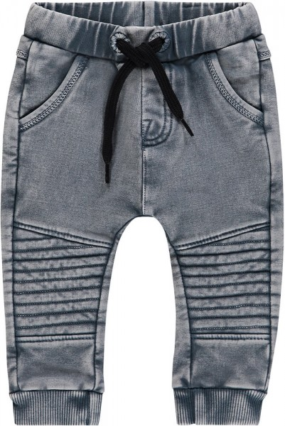 noppies Jogginghose denimLook grau 84695 1