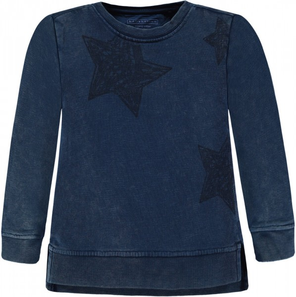 bellybutton Sweatshirt Star light marine 1883453 1