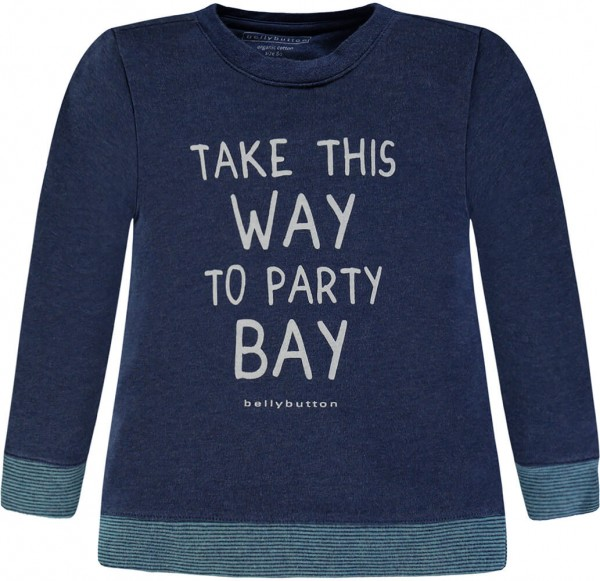 bellybutton Sweatshirt Party Bay blau 1883513